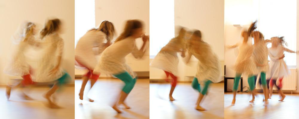 Modern Dance Teens